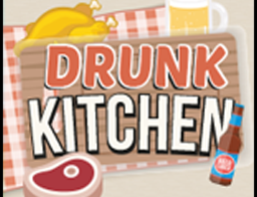 Drunk Kitchen an iOS Match 3 Type Universal Game