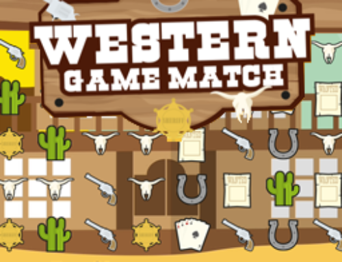 Western Match 3 Game for iOS Universal