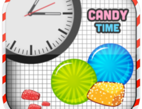Candy Time Match 3 Type Game for ioS and Android