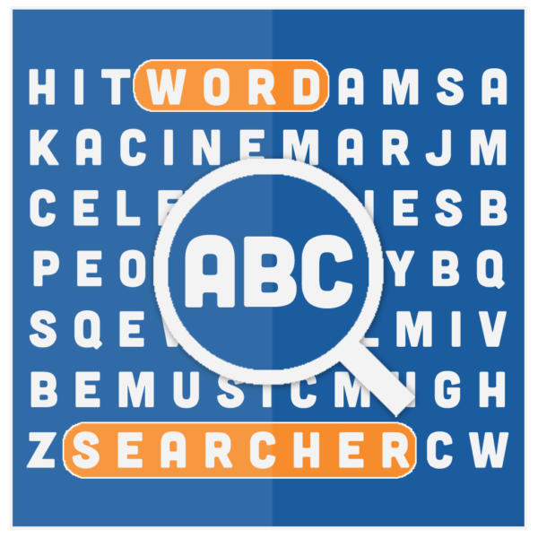 word searcher word puzzle game