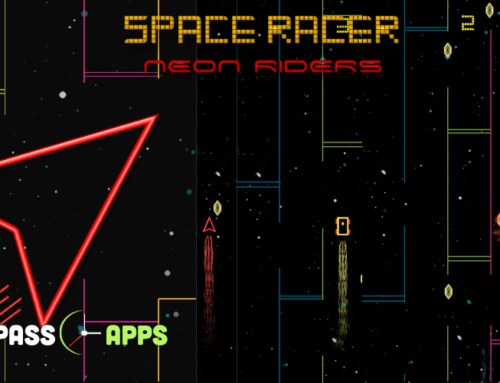 2016 Arcade Game : Sonic Neon Riders ~ Space Racer For IOS And Android