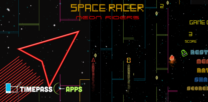 Sonic Space Racer Neon Riders