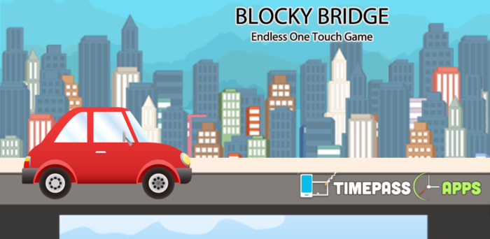 Blocky Bridge Buildbox Source Code Android,ios,Windows Game