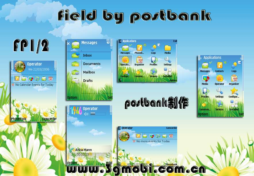 Field by postbank