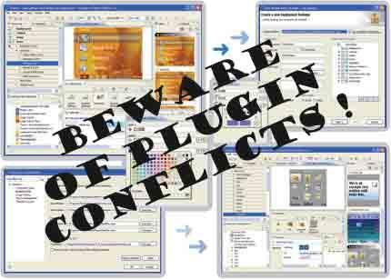Carbide Plugin Conflicts Precaution