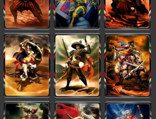 Comic Wallpapers by RozzerX