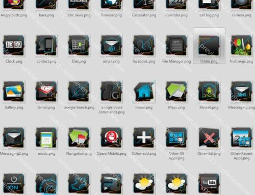 Fresh Nexus Icons by Olek21