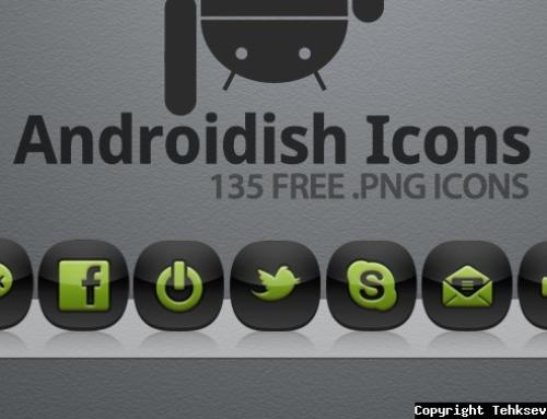 Androidish Nokia Png Icons Pack by Tehkseven