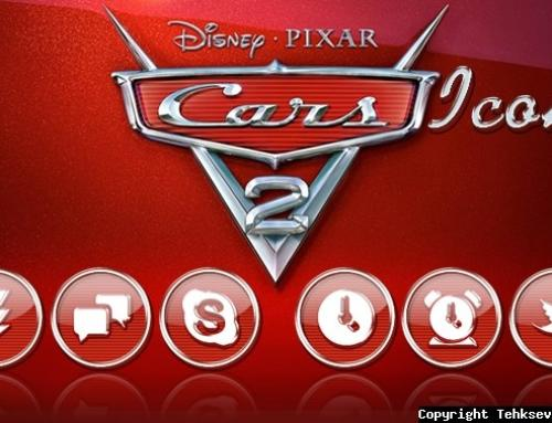Cars2 Nokia Icons Pack by Tehkseven