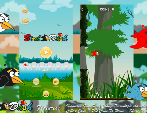 Bird Dash : Flap The Wings and Off you Go Free Android Game