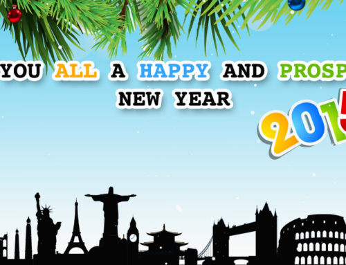 Happy New Year 2015 from ThemeBowl.com