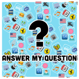 ios quiz game answer my questions
