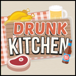 drunk kitchen match 3 game