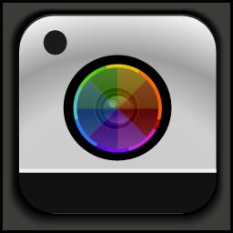 retro cam image filter app