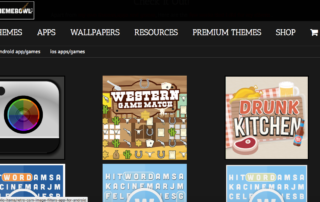 themebowl and timepassapps app portfolio