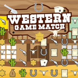 western match 3 game