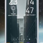 s8 weather widget galaxy plus samsung